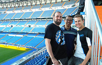 Activities: Visit Bernabeu Stadium